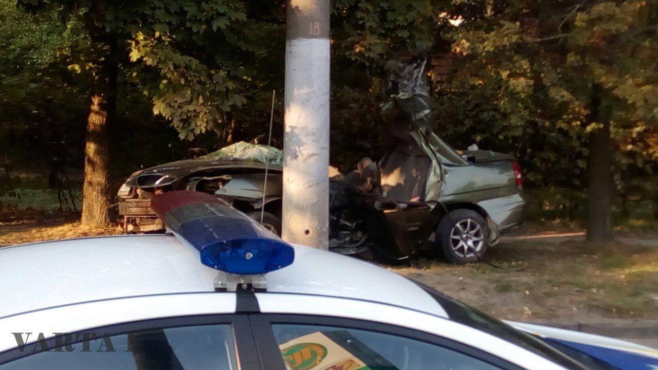 У ДТП в Львові загинуло двоє людей (Фото)