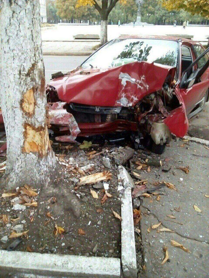 П'яний водій збив пішохода