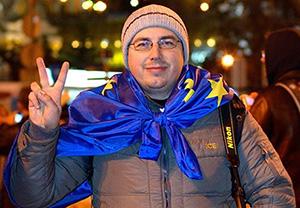 Сергій Делідон бореться за прозорість земельних рішень місцевої ради. Фото зі сторінки Facebook