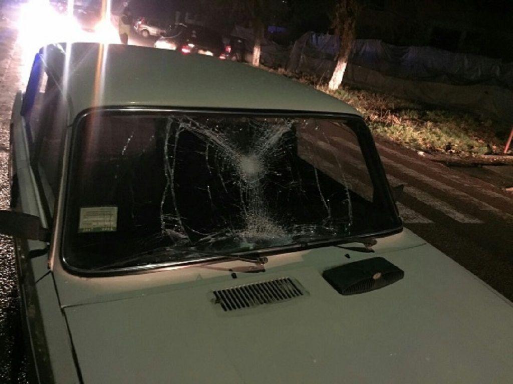 ДТП в Ужгороді: постраждала дитина та пенсіонерка