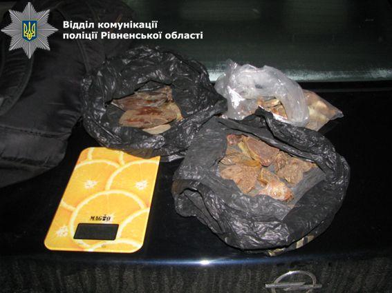 в білоруса виявили півтора кілограма бурштину