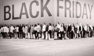 Цікаві факти про «чорну п'ятницю»