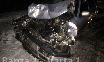 Автобус та легковий автомобіль зіткнулися на Львівщині