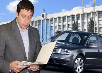 Корупцію заступника голови Рівненської ОДА дубенські судді «пустили по колу»