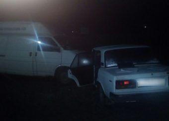 На Закарпатті ДТП за участі п'яного водія (Фото)