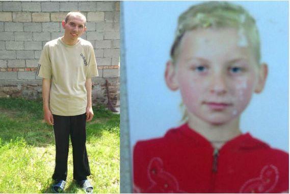 Правоохоронці розшукують двох зниклих дітей [Фото]