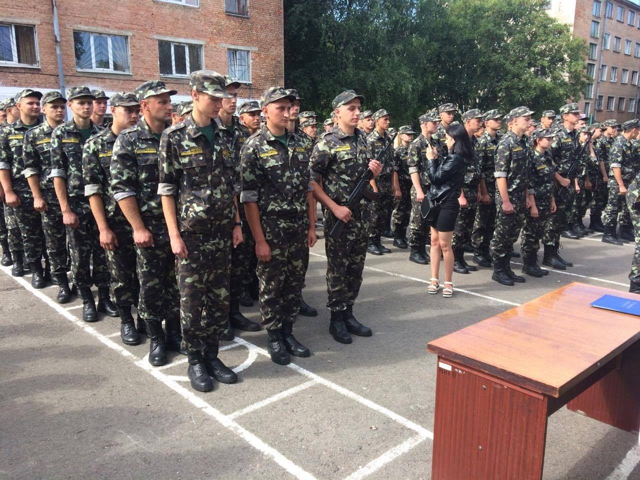 військова присяга НУВГП 2017