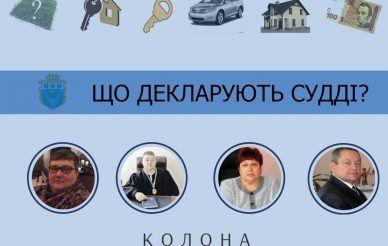 Майже один мільйон доходу за рік, будинки та кімнати у гуртожитку: Що декларують судді Володимирецького районного суду (ІНФОГРАФІКА)