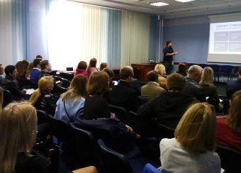 У Рівному з місцевими депутатами говорили про регіональні відкриті списки