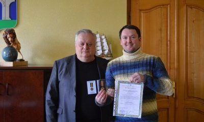 Хомко вручив відзнаку депутату із Батьківщини