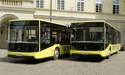 Схвалено покупку автобусів та тролейбусів на 24 мільйони євро для Львова