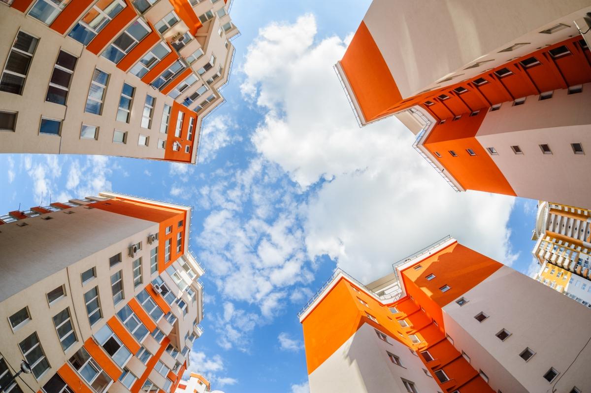 На Львівщині зріс показник будівництва житла