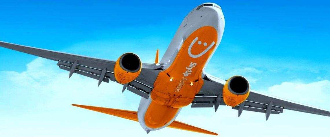 SkyUp-Airlines Український авіаперевізник