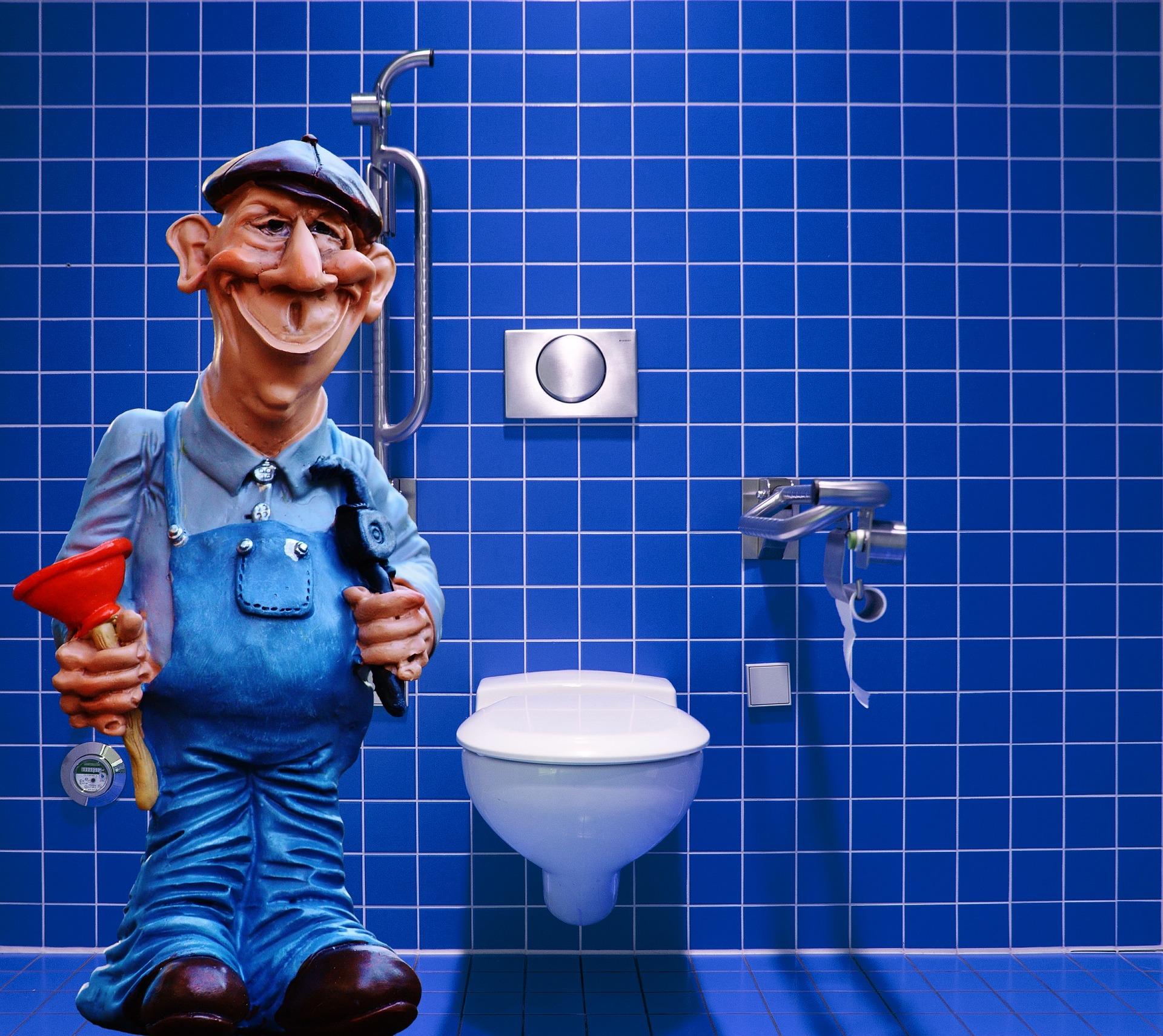 «Туалети в раді під загрозою»: Туалети у приміщенні Львівської ради нікому ремонтувати