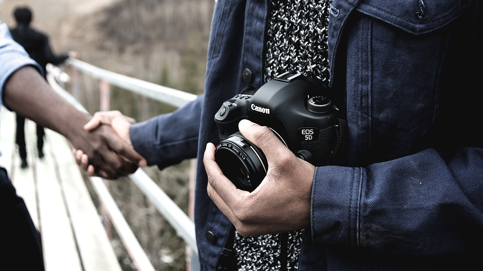 фотоапарат Canon EOS 5D