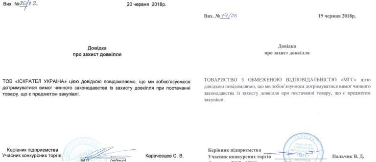 Фірми з однаковими документами розіграли тендер від Львівобленерго